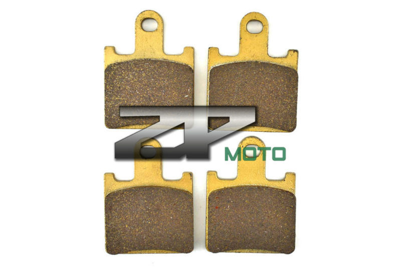 For KAWASAKI Concours 14 ABS (ZG 1400 A8F/A9F/CAF/CBF/CCF/CDF/CEF) 2008-2014 08-14 Front Brake Pads OEM New High Quality lacoste concours 10