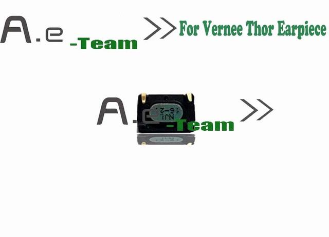100% Original Para Vernee Thor Thor altavoz Accesorios de Reparación Del Auricular receptor para Vernee Smartphone + en stock