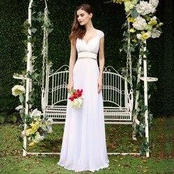 Formal prom dresses long xx79680pe ever pretty women elegant v neck sleeveless empire party gowns dresses.jpg 250x250