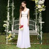 Formal Prom Dresses Long XX79680PE Ever Pretty Women Elegant V Neck Sleeveless Empire Party Gowns Dresses