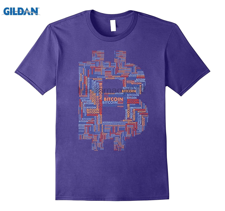 GILDAN Bitcoin T-Shirt Cool Ethereum Mens or Miner Gift TShirt summer dress T-shirt