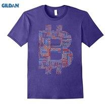 GILDAN T-Shirt Legal dos homens Ethereum ou Mineiro Bitcoin Presente Camiseta T-shirt do verão