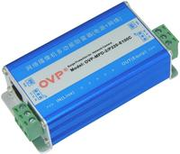 OVP power network two in one IP network surveillance camera lightning protection device
