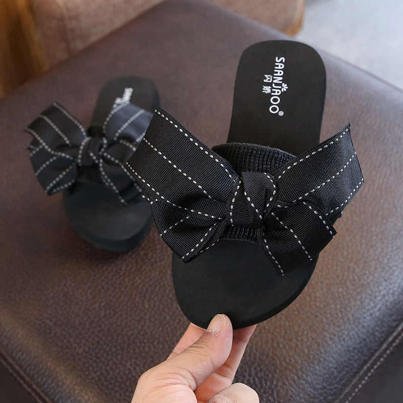 Удобная детская семейная обувь для родителей и детей модные летние пляжные сандалии для девочки обувь EVA ультралегкие шлепанцы для девочек размер 25-41