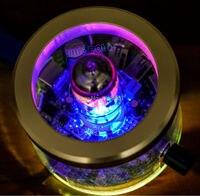 Чистый DSD HD декодирования ламповый усилитель гибридный усилитель для наушников маленькая точка аудио Бесплатная доставка