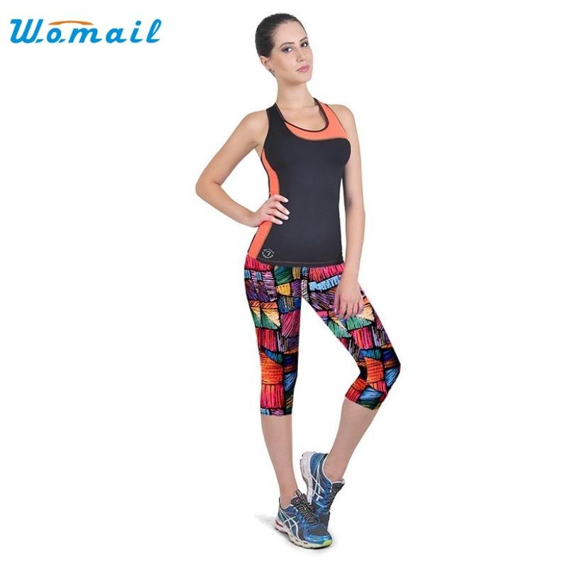 Aliexpress.com : Buy 2017 Best Deal High Waist Fitness Yoga Sport Pants Printed
