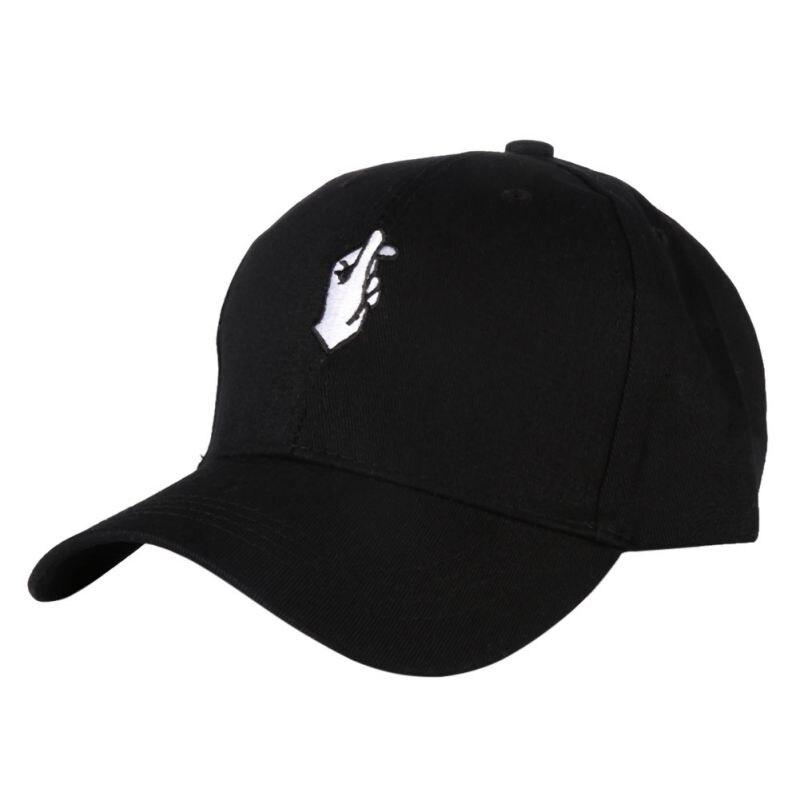 Hot Men Women Peaked Hat HipHop Curved Strapback Baseball Tennis Cap Adjustable Hats