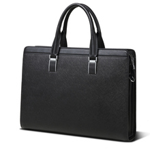 New Designer Men Briefcase Leather Men Bags
