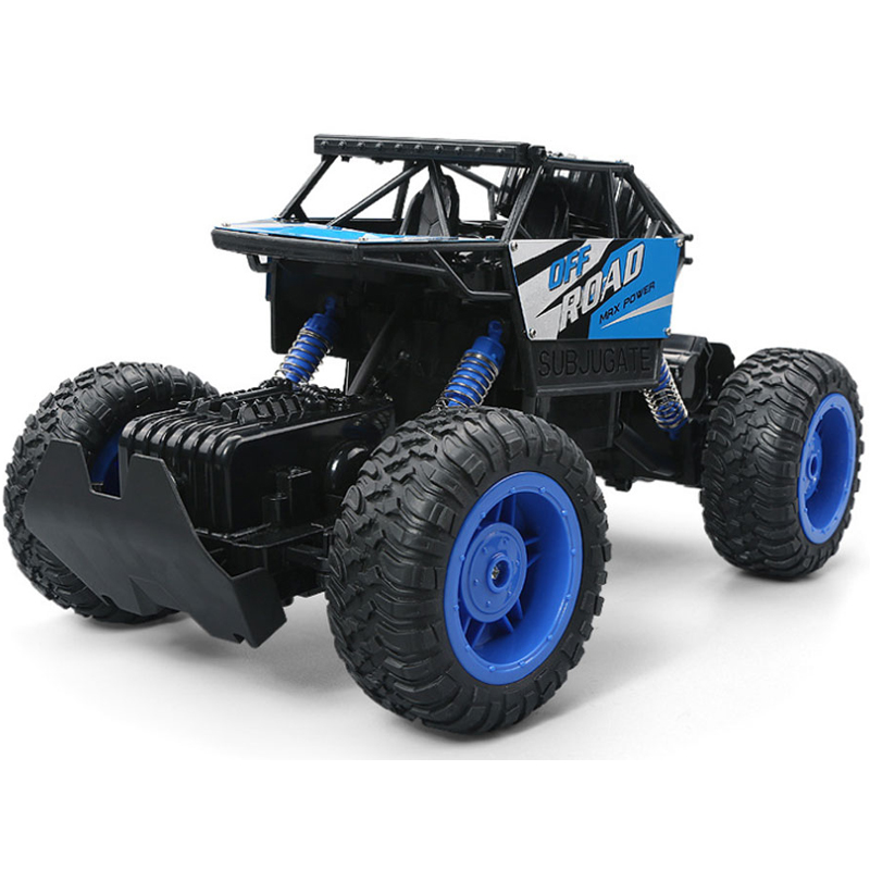 все цены на 35km/h Large 1:12 4WD RC Cars Updated Version 2.4G Radio Control RC Cars Buggy 2017 High speed Off-Road Trucks Toys for Children онлайн