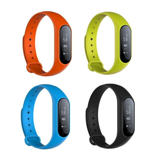 Y2 PLUS Bluetooth Smart Band Heart Rate Monitor Smart Bracelet Pedometer Stopwatch OLED Colorful Screen Sports Wrist Watch