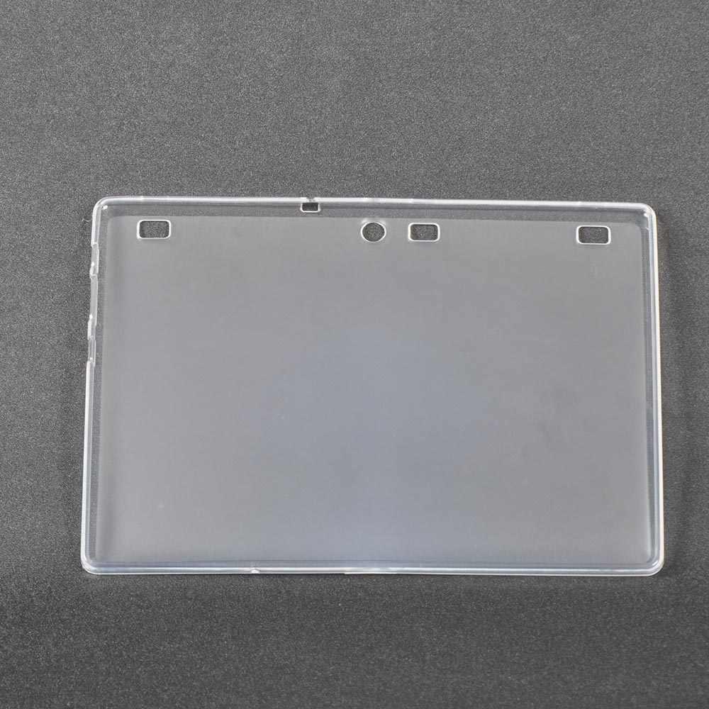 الخلفي حالة لينوفو TAB2 تبويب 2 A10-70 A10-70F A10-70L A10 70 10.1 بوصة جراب كمبيوتر لوحي لينة غطاء من البولي يوريثان الحراري فوندا + ستايلس القلم