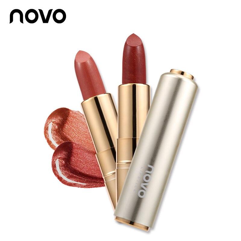 NOVO Brand 6Colors Gold Glossy Ерін Қаламы Макияжы - Макияж - фото 1