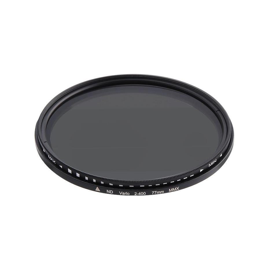 37mm-58mm ND UV CPL Filter 10pcs 37-46 37-49 37-52 37-55 37-58 40.5-52 40.5-55 40.5-58 43-46 43-49mm Metal Step Up Rings Lens Adapter Filter Set