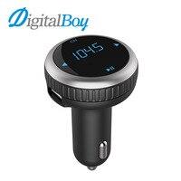 Digitalboy Wireless Bluetooth Car FM Transmitter MP3 Music Player Kit Auto Radio Audio Stereo Player Handsfree