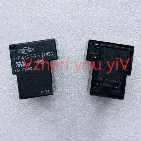 1PCS 832A-1C-F-C 6VDC Relay SONG CHUAN Brand New
