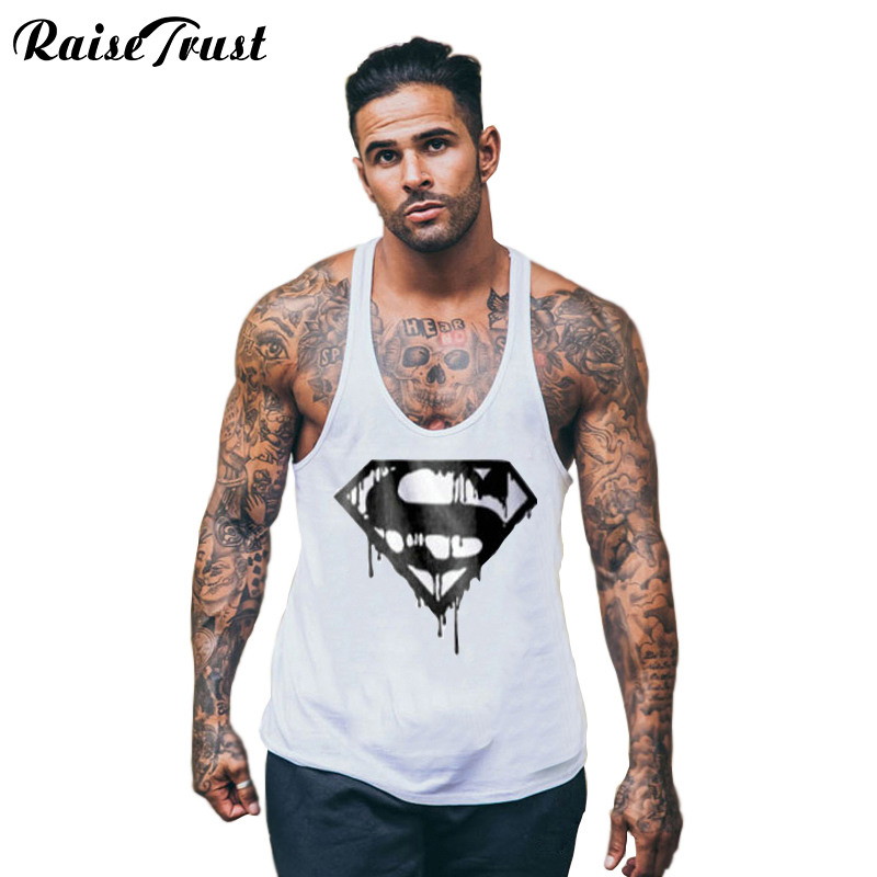 New regatas  vest fitness bodybuilding&workout world of tank tops cotton clothing  undershirt Plus Size Loose musculation gyms