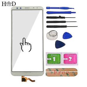 Image 3 - Touch Screen Front Panel Für Huawei Mate 10 Lite/G10/G10 Plus/Nova 2i Touchscreen Sensor digitizer Glas Tools 3 M Kleber