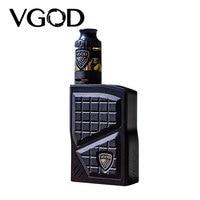 Original VGOD PRO 200 TC Kit W/ 5ml PRO SubTank & 200W VGOD PRO 200 MOD Unique MECH and PRO Modes Vs Tarot Baby/ Revenger X