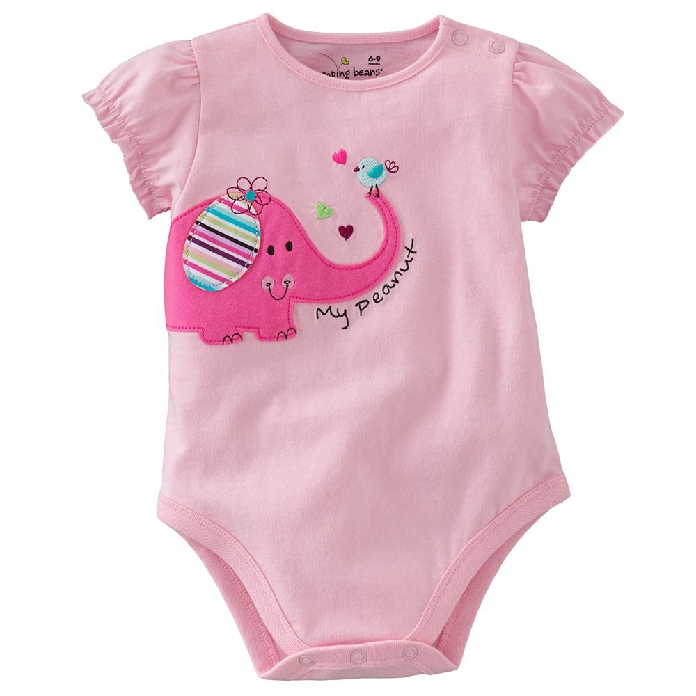 Jumping Beans romper outfits baby one-piece clothes bodysuits tights pyjamas tops tights shirt garment ZW339