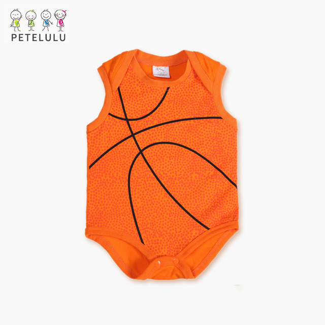 5f97906325df 2018 New Basketball Baby Bodysuit For Newborn Baby Clothes Body Bebe  Bodysuit Infant Clothing Boy Girl Jumpsuit Babies Costumes