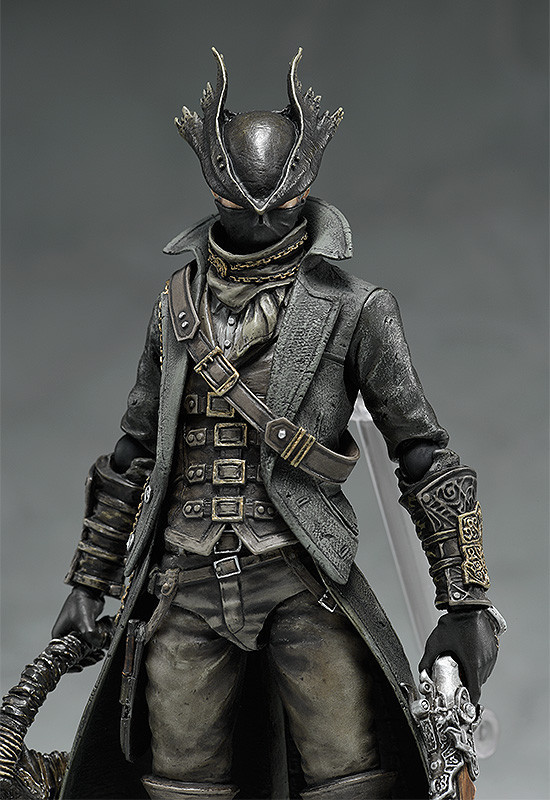 US $12.34 5% OFF|PS4 Bloodborne Games Figure Hunter Figma 367 PVC Action Figure Model Collection Toy Doll Gifts 15CM in Action & Toy Figures from Toys