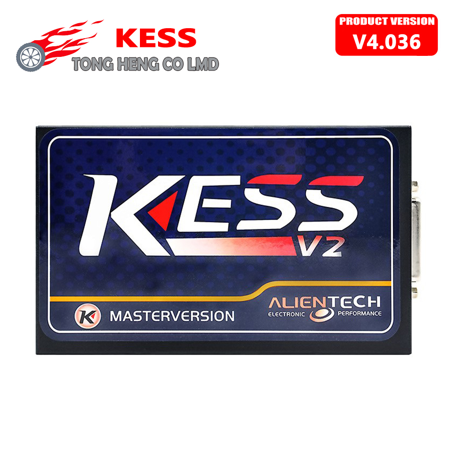 Цена за Новая Прошивка V4.036 KESS V2 V2.23 V2.28 Основной Блок ECU чип-Тюнинг Мастер Нет Маркер Limited KESS V2 OBD2 Тюнинг комплект