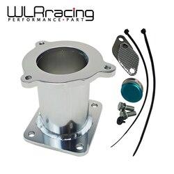 WLR RACING - ALUMINUM EGR REMOVAL KIT BLANKING BYPASS FOR BMW 5 SERIES E60 E61 E61N 520i 525d 530d 535d DELETE KIT WLR-EGR08