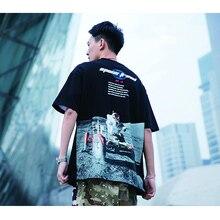 HFNF Mens T Shirt Casual Shirts Streetwear Men 2019 Hip Hop Harajuku Style Short Sleeve Tees