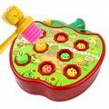 Электрический apple удар-а-моль Электрические развивающие игрушки детские игрушки