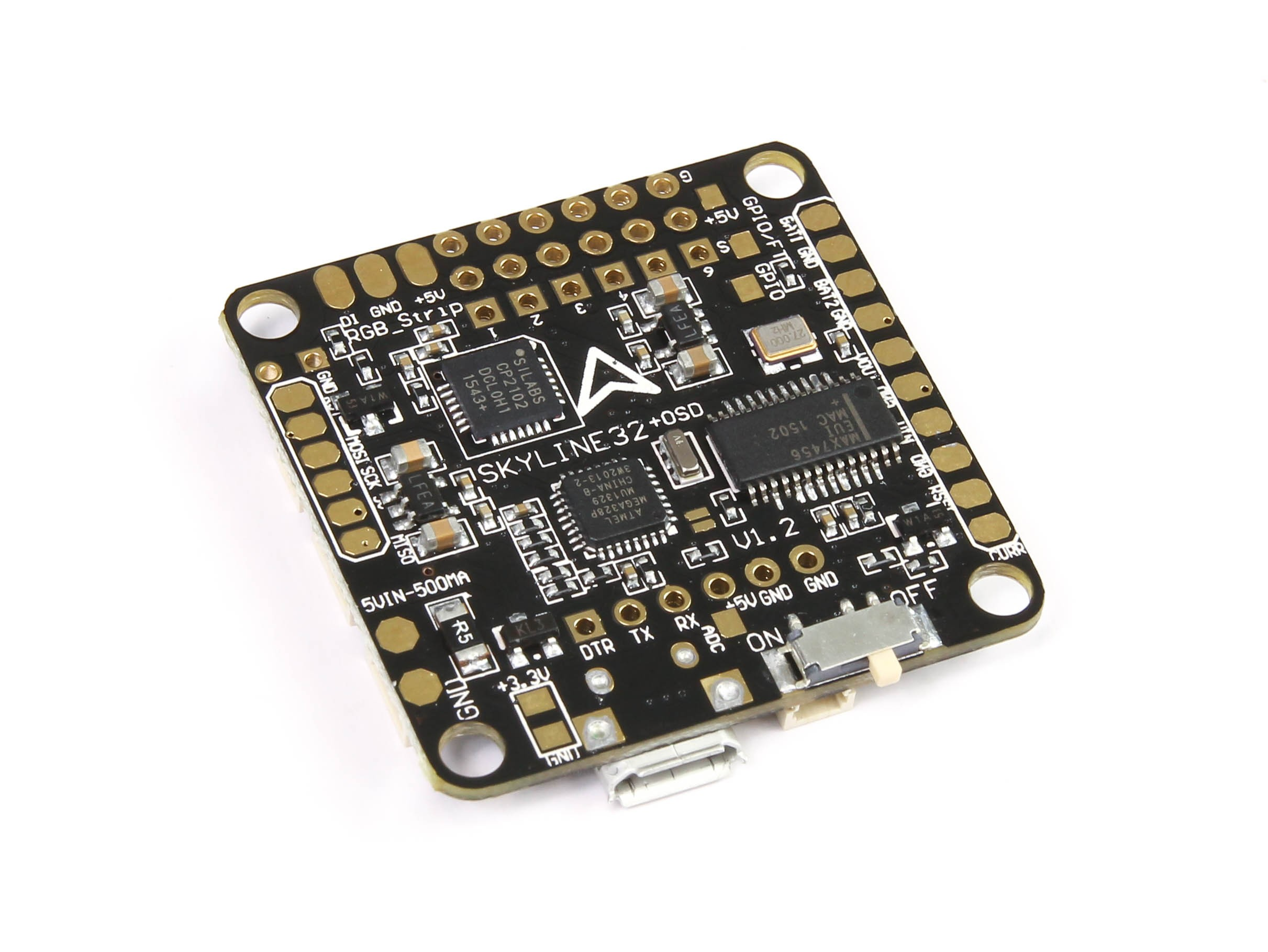 Image 5 - EMAX Skyline32+OSD Flight Controller Advanced For Rc Plane FPV Drone Racing-in Parts & Accessories from Toys & Hobbies