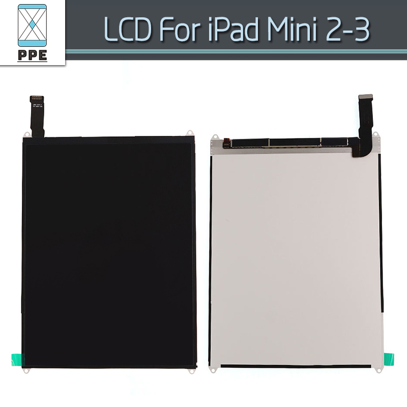7.9 inch LCD For iPad mini 2 mini 3 A1490 A1491 Black Tablet LCD Display digitizer assembly replacement touch screen free tools