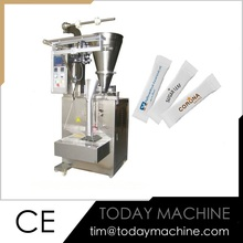Low Price Vertical Automatic Coffee Powder Sachet Stick Packing Machine цена и фото