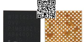20 pçs/lote wtr1625l original para iphone 6 plus 6 + se chip ic u_wtr_rf wtr1625