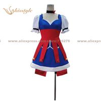 Kisstyle Fashion Ixion Saga DT Mariandale Uniform COS Clothing Cosplay Costume Customized Accepted