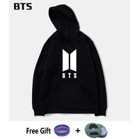 BTS Oversized Sweatshirts Hoodies Casual Female Fashion New Streetwear Bangtan Boys JIMIN Kpop Tracksuit Loose Hoodie