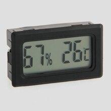 Лидер продаж цифровой измеритель температуры гигрометр, Влагомер Vivarium аквариум для рептилий расходные материалы