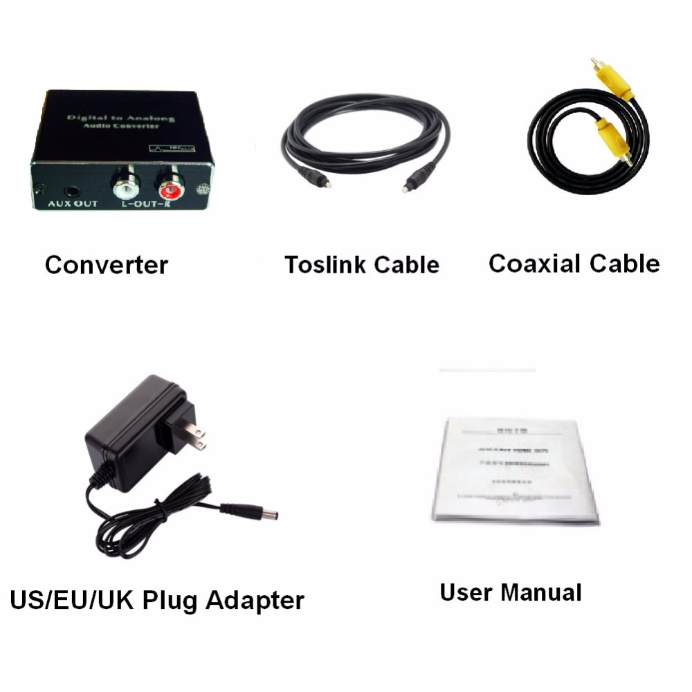 ... Array - dhl fedex free shipping digital to analog audio converter ship  rh aliexpress com