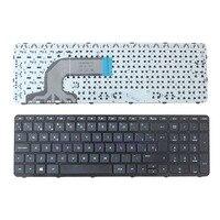 New Spanish Teclado Keyboard For HP Pavilion 15 N000 N100 N200 15 E000 15 E100 719853