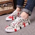 Мужская Холст Обувь 2017 Весна Дышащая Холст Квартира с Обуви tenis sapatos masculinos Повседневная обувь кроссовки chaussure