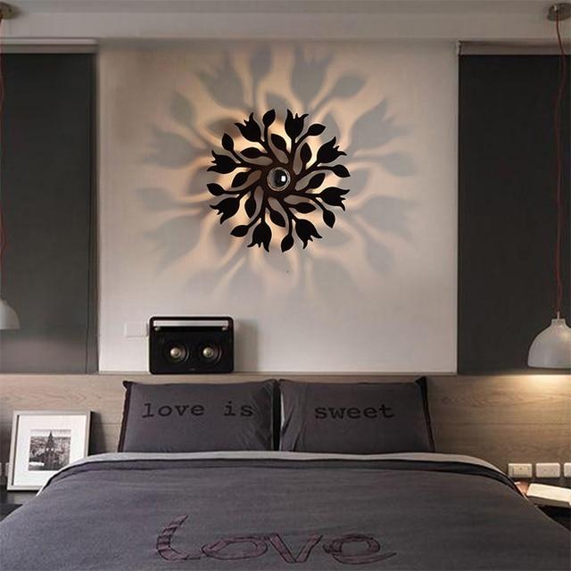 Dekorative wandleuchte moderne badezimmer leuchten schlafzimmer ...
