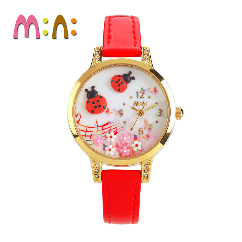 MINI font b Kids b font font b Watch b font Women Fashion Cute Simple women