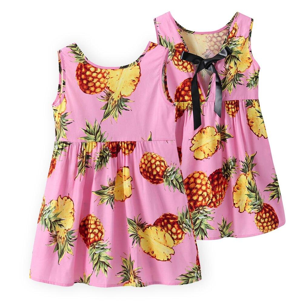 Dresses, Girls, Vestidos, Cotton, Summer, Flower