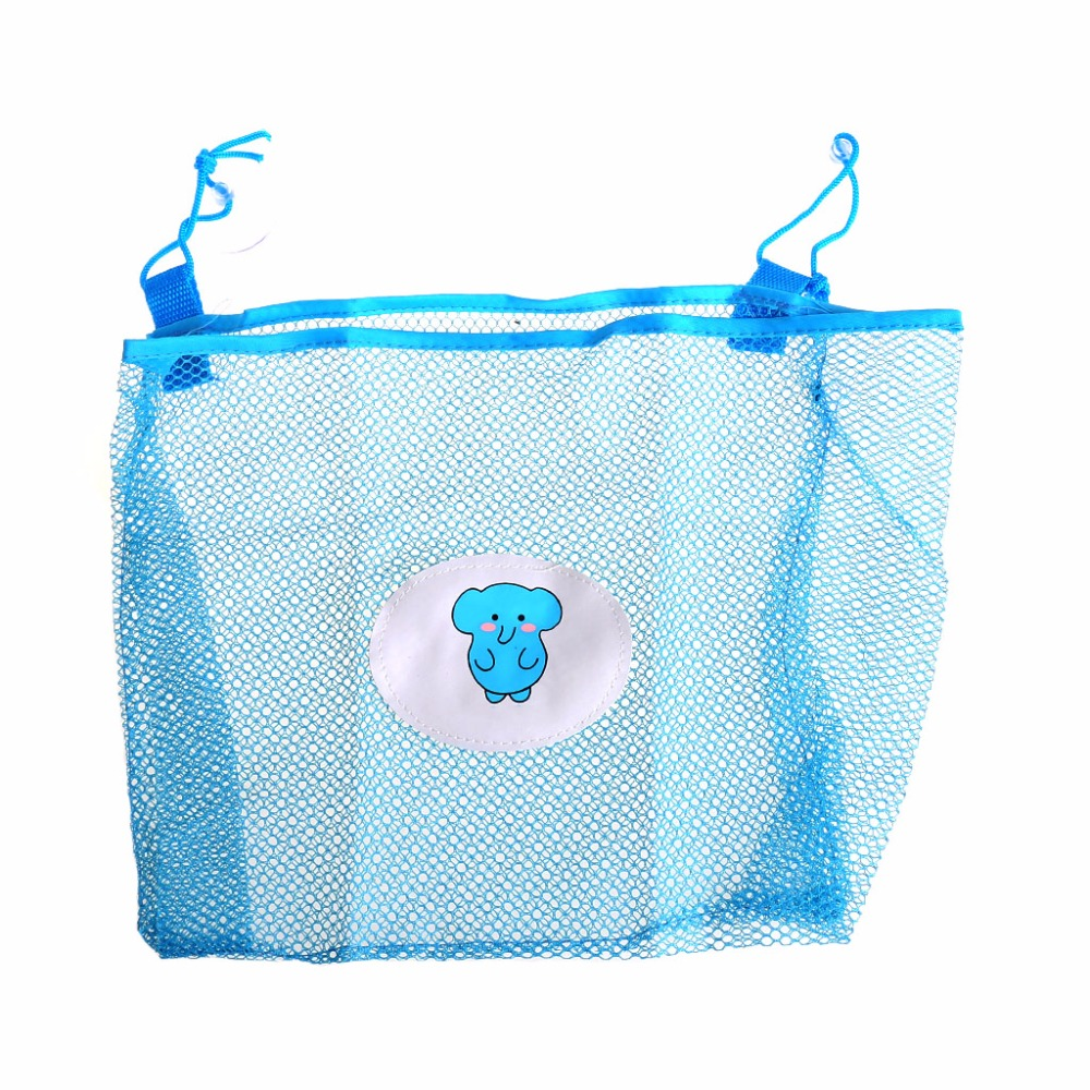 2017-Child-Bath-Toy-Storage-Bag-Organiser-Net-Suction-Baskets-Kids-Bathroom-Mesh-Bag-MAR630-5