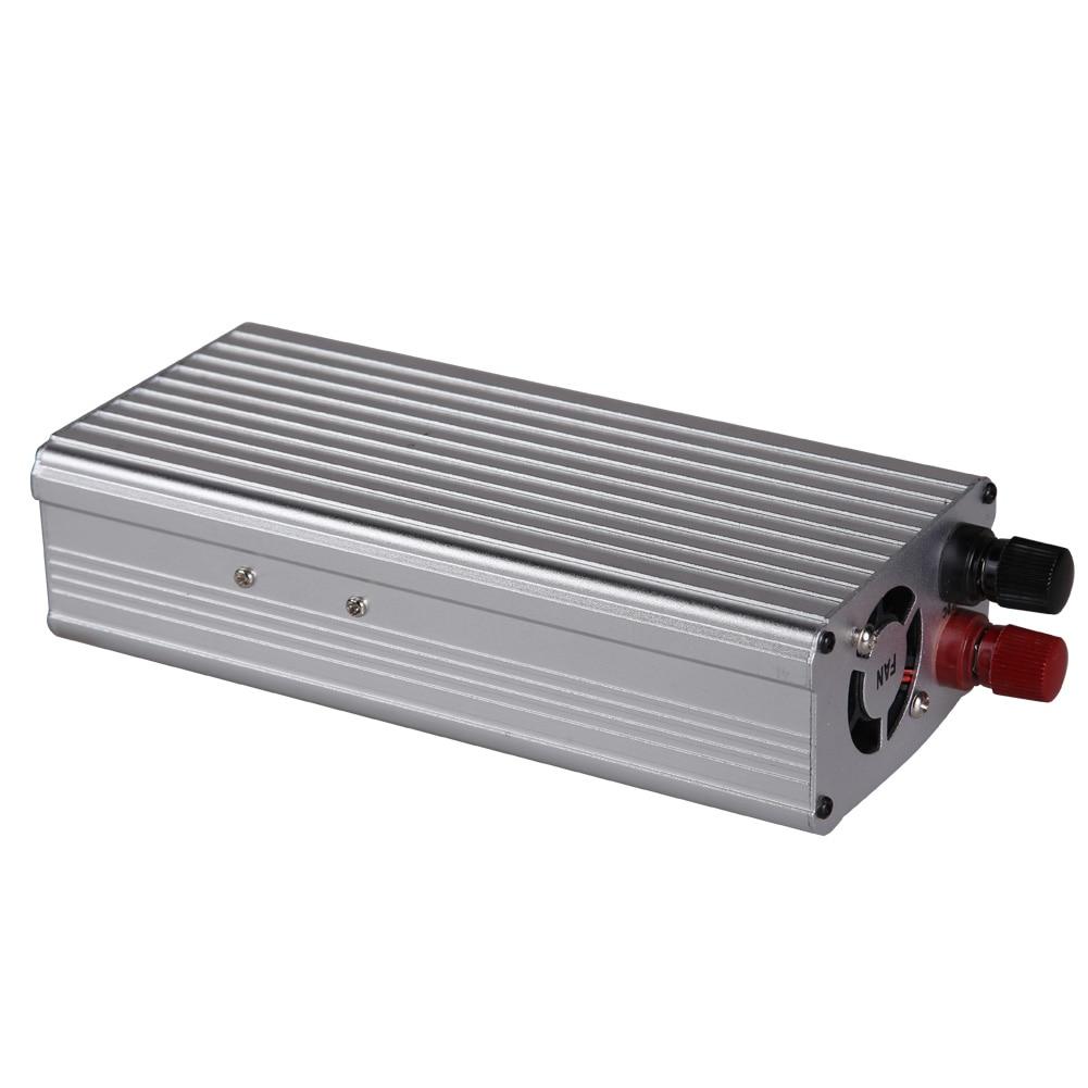 1 Set 1500W DC 12V AC 220V 240V Household Car Solar Power Inverter Converter Adapter Modified