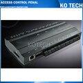 Quatro porta-Two-Way Impressão Digital Painel de Controle de Acesso rfid Sistema de Controle de Acesso Inbio 460 Controle de Acesso Biométrico