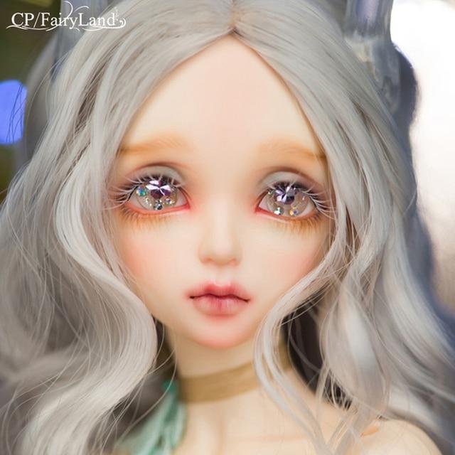 Fairyland Minifee EVA 1/4 BJD SD Bambole Modello Delle Ragazze Dei Ragazzi Occhi Giocattoli di Alta Qualità Negozio di Figure In Resina FL