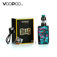 Original VOOPOO Drag Mini TC Kit 4400mAh with Drag 2 Mod Battery & 5ml/2ml UFORCE T2 Tank & Upgraded Firmware Mod Ecig Vape Kit