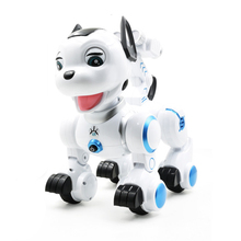 2018 Newly Launched Children's Smart Dog Toy Can Sing and Dance Birthday Gift Box for Boys