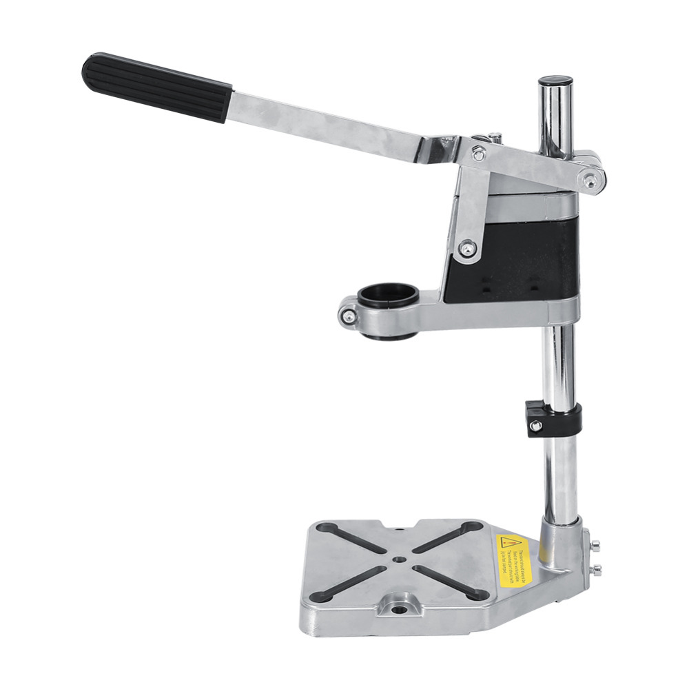 Electric Drill Holder Stand Bench Drill Press Stand DIY Tool Base Frame Drill Holder Drill Chuck Power Tools Accessories