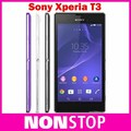 """Original Sony Xperia T3 D5103 Unlocked Phone 5.3""""  Quad Core Touch Screen1GB RAM 8GB ROM 3G&4G GSM WIFI GPS Android Phone"""